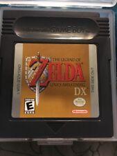 The Legend of Zelda: Link's Awakening DX Nintendo Game Boy Color Authentic GBC