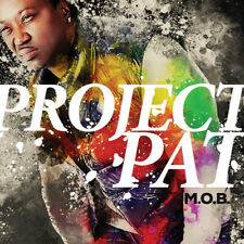M.O.B. - Project Pat (2017, CD NEUF) Explicit Version