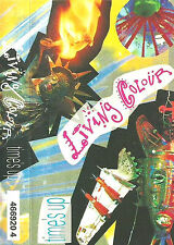 LIVING COLOUR  TIMES UP  CASSETTE ALBUM Hard rock heavy metal  funk metal