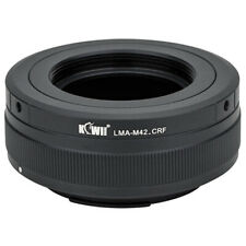 M42 Mount Lens To Canon Rf Mount Body Adapter