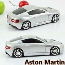 US 1600DPI 3D Aston Martin Car Shape Usb Optical Wireless Gaming Mouse Colors