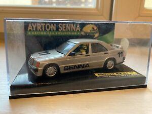 Mercedes 190e Ayrton Senna 1/43 Minichamps