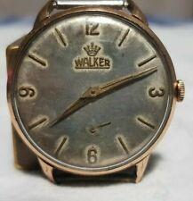 orologio vintage oversize WALKER calibro AS 1130  uomo funzionante swiss made