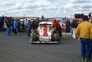 Kenny Brightbill at Syracuse Super Dirt Week Photo