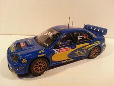 Slot SCX Scalextric Altaya Subaru Impreza WRC Nº7 Solberg Rally Wales 2003