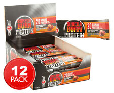 12 x Musashi Shred & Burn Protein Bars Hazelnut Espresso 60g