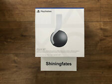 Sony Pulse 3D Wireless Gaming Headset for PS5 - White/Black BRAND NEW /SEALED