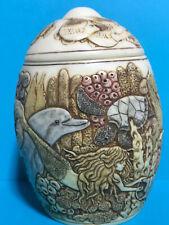Vintage Harmony Kingdom Jardinia Mysteries Of The Deep Jar