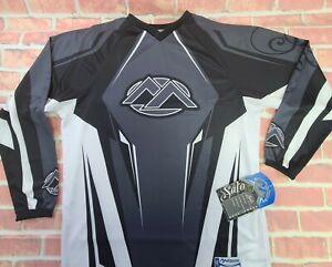 Nwt Marshall Racing Hombres Motocross Solo Jersey Sz Grande