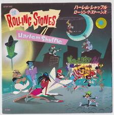 The ROLLING STONES * Harlem Shuffle * 1986 JAPAN 45 * Listen!