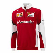 Ferrari Branded Automotive Clothing