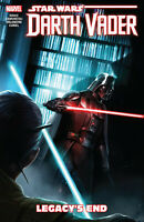 Star Wars Darth Vader TPB Volume 2 Legacy's End Softcover Graphic Novel