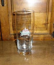 Bicchiere di birra 0,25 privato birreria baunacher stadi CASTELLO RARO RARE beer Biera Glass