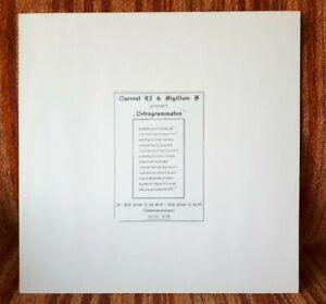 CURRENT 93 Tetragrammaton LP / Death In June/ Nurse With Wound/ Coil/ Sigillum S