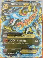 Pokemon - Mega Charizard EX - XY Flashfire 69/106 Ultra Rare Near Mint