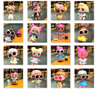 LOL Surprise Dolls Series 2  Big Sister Unicorn Sugar Spice Angel TEACHER'S PET