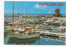 Costa Del Sol Nueva Andalucia Puerto Banus Spain Postcard 364a