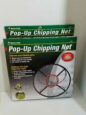 Golf Ball Practice Chipping Pitching Net Pop Up Fold-able Indoor Outdoor Yard