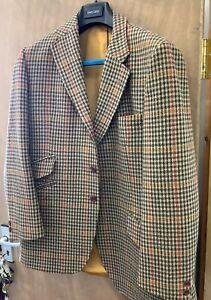 Supasax Bladen Vintage Tweed Jacket Saxdny - Tailored Made in England