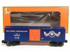 Lionel The First 6464-2000 Boxcar of the Century O Scale 100 Years