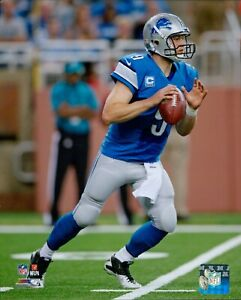 Matthew Stafford Detroit Lions NFL Licensed Unsigned Matte 8x10 Photo A