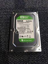 """Western Digital Caviar Green 500GB SATA 32MB Cache 3.5"""" Hard Drive WD5000AADS"""