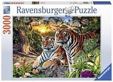 Nascosta Tigre Condividere Puzzle 3000 Ravensburger