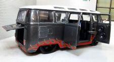 Coches, camiones y furgonetas de automodelismo y aeromodelismo autobuses color principal rojo VW