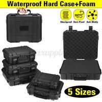 5 Sizes Waterproof Storage Box Camera Photography Equipment Protective Sponge