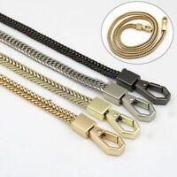 Replacement Purse Chain Strap Handle Shoulder Crossbody Handbag Bag Metal