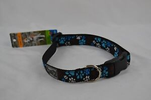 RC Pet Products  Adjustable Dog Clip Collar Multi Sizes and Designs NWT