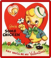 Vintage Valentine Image New! Refrigerator Magnet Gift Item #4
