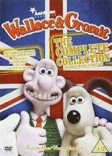 Wallace and Gromit: The Complete Collection (Uk Import) Dvd [Region 2] New