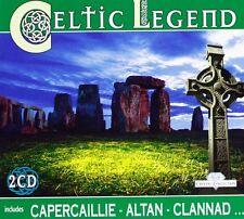 Capercaillie, Altan, Clannad, Jofa, Etc. : Celtic Legend - CD