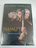 Hamlet Mel Gibson Glenn Close - DVD Regione 2 Spagnolo Inglese Nuovo