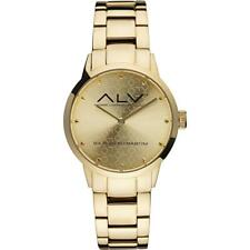 Womens Wristwatch ALV By Alviero Martini ALV0002 Stainless Steel Bracelet Golden