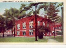 Elmira College, The Dining Hall, Elmira, N.Y.