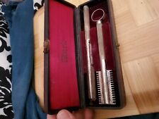 Antique 1908 Ward Safety Razor With Box and other razor?