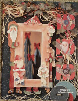 Day Dreaming Vol. 2 By Sandra Malone Tole Painting Book Christmas Santas Holiday