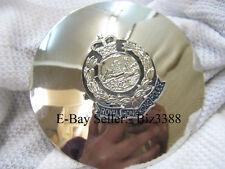 British Commonwealth Era Royal Hong Kong Police Pipe Band - Piper Plaid Brooch