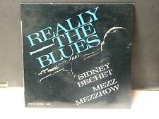 SIDNEY BECHET / MEZZ MEZZROW Really the blues : perdido street stomp.. G335