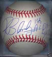 Ron Blomberg 1st AL DH 4/6/73 New York Yankees Autographed Signed Baseball COA