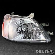 2000-2002 Toyota Echo Headlight Lamp Clear lens Halogen Passenger Right Side