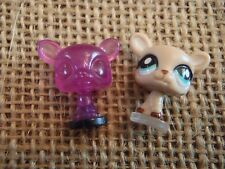 Littlest Pet Shop Teeniest Tiniest Teensies Two Deer Tiny Lot P8