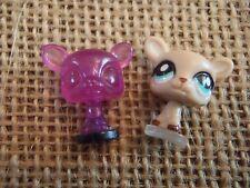 Littlest Pet Shop Teeniest Tiniest Teensies Two Deer Tiny Lot P8