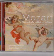 (EV176) Mozart, Concerto For Flute & Harp - 1999 CD