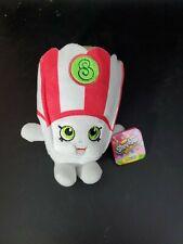 "Shopkins Poppy Corn Plush 6"" Stuffed Toy with Tags"