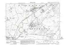 Old Map of Huntington N, Strensall, Strensall Camp Yorkshire 1930 - Repro 157 NE