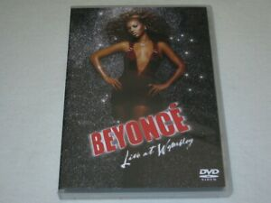 Beyonce - Live At Wembley - Brand New & Sealed - Region 2 - DVD