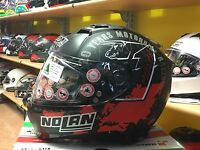 Casco Nolan N87 Iconic col. 34 C. Checa - Flat Black - New 2017